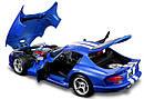 Авто-конструктор - DODGE VIPER GTS COUPE 18-25023, фото 4