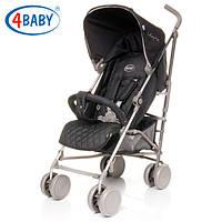 Детская Коляска прогулочная трость 4baby - Le Caprice (6 цветов)Black