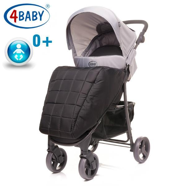 Прогулочная коляска книжка 4baby - Rapid 0+