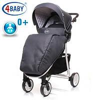 Прогулочная коляска книжка  4baby - Rapid Premium 0+