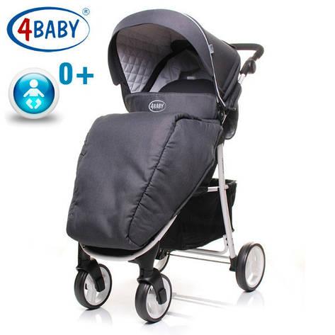 Прогулочная коляска книжка  4baby - Rapid Premium 0+, фото 2