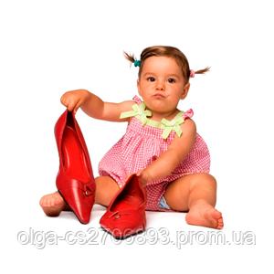 Как выбрать первую детскую обувь для вашего малыша?