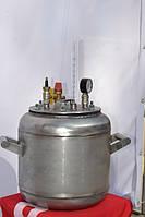 Автоклав бытовой походный на 7 (1-литровых) банок или 8 (0,5-литровых) банок NIK, фото 1