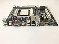Материнская плата ECS A55F-M4 V.1.0 SOCKET FM1 AMD A55 DDR3 SATA2