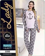 Пижама Lady Lingerie кофта и штаны 9258 L