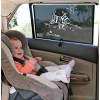 Dreambaby Жалюзи от солнца Adjustable Car Shade Zebra F267