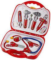 KLEIN  4383 Большой набор врача в чемодане 10 ел. (Польша)