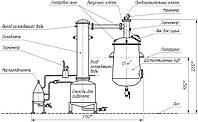 Установка для отримання ефірного масла 1500 л