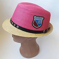 Шляпа молодежная челинтано Размер  54,