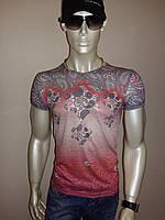 Стильная мужская футболка турецкого производства