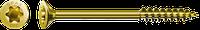 Саморізи Spax, Потайна головка, T-STAR plus, 10,12 mm, WIROX, неповна різьба