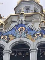 Смальта питерская для церкви