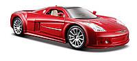 Автомодель Maisto 1:24 Chrysler ME Four Twelve Concept Красный металлик (31250 met. red)