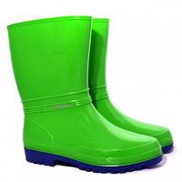 Жіночі гумові чоботи Demar RAINNY C (салатовий)