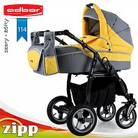 Универсальная коляска 2 в 1 Adbor Zipp 114