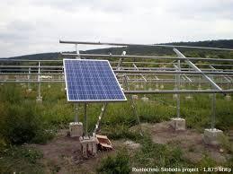 Автономная солнечная электростанция 25 кВт (43 кВт в летний) месяц