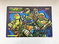 """Подложка для стола детская """"Ninja Turtles"""" 491180"""