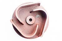 Крыльчатка помпы (тип 50) 3 лопасти под шпонку для мотопомп (6,5 л.с.)