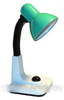 Настольная лампа на подставке с гибким стержнем и регулятором яркости (в красном цвете) HZT 308 /59, фото 1