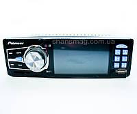 """Автомагнитола Pioneer 3611 c экраном 3""""! Видео+USB"""