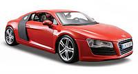 Автомодель Maisto 1:24 Audi R8 2008 Красный (31281 red), фото 1