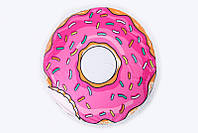 Коврик для летнего отдыха Пончик