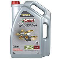 Моторное масло Castrol VECTON 10W-40 7л