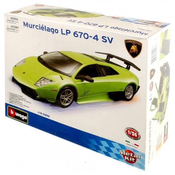 Авто-конструктор - LAMBORGHINI MURCIELAGO LP670-4 SV 18-25096