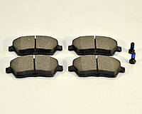 Тормозные колодки передние на Renault Kangoo II 2008-> — LPR (Италия) - LPR05P867
