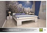 """Деревянная кровать """"Изабелла-2"""""""