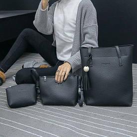Набор женских сумок 3 в 1
