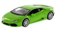 Автомодель Maisto 1:24 Lamborghini Huracan LP 610-4 Зелёный (31509 green), фото 1