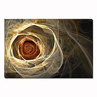 Светящиеся Картины Startonight Роза Абстракция Природа Пейзаж Печать на Холсте Декор стен Дизайн Интерьер