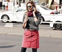 Вельветовая юбочка Woman р. 50 от ТСМ Tchibo Германия