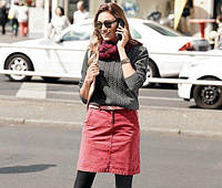 Вельветовая юбка Woman р. 50 от ТСМ Tchibo Германия, фото 1