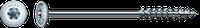 Саморізи Spax, Тарілчаста головка, T-STAR plus, 6,8 mm, неповна різьба, WIROX