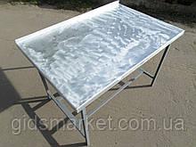 Стол из алюминия б у, стол производственный бу
