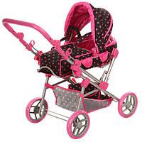 Прогулочная детская коляска для кукол