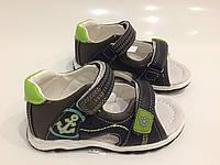 Детские сандалии для мальчиков Goll Размеры 26-31, фото 1