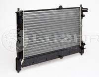 Радиатор Ланос Luzar (без кондиционера) LRc 0563