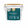 Краска воднодисперсионная КОЛОРИТ Family (Interior Premium 3) 9л
