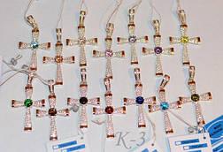 Нежный крестик,разные цвета