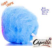 Ароматизатор Capella Blue Raspberry Cotton Candy (Малиновая сладкая вата)- Capella