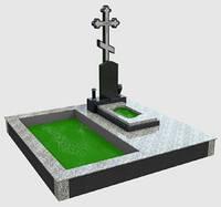 Памятник из гранита  П - С 379