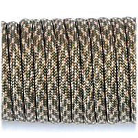 Paracord Type III 550, digital camo #018 (10 м.)