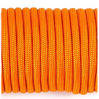 Paracord Type III 550, orange yellow #044 (10 м.)
