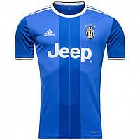 Игровая футболка Ювентус (Juventus) сезон 2016-2017 (реплика VIP качества)