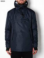 Куртка анорак мужская Forest dark blue Арт. H0011