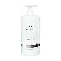 Мицеллярный гель с алмазной пылью, икрой и комплексом Revitalin®-BT - Clarena Diamond & Caviar Micellar Gel, 5