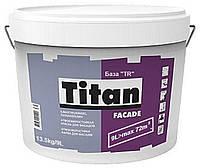 Краска акриловая TITAN FASADЕ фасадная, транспарентная (база TR), 9л